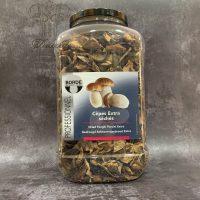 Dry Porcini Mushrooms Cepes Extra Borde